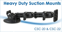 Heavy Duty Suction Mounts