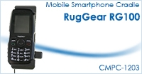 RugGear RG100 Cradle / Holder