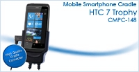 HTC 7 Trophy Car Holder / Cradle