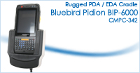 Rugged PDA / EDA Cradle Bluebird Pidion BIP-6000