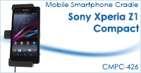 Sony Xperia Z1 Compact Cradle / Holder
