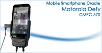 Motorola Defy car cradle / holder