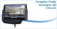 Navigon 40 Cradles / Holders