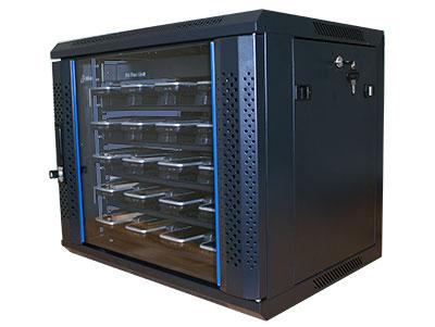 EDA Multi-Charger Cabinet Zebra Symbol TC55
